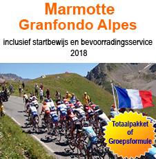 Marmotte 2018 arrangement
