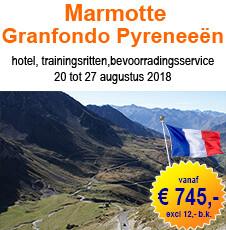 Marmotte Pyreneeën Arrangement