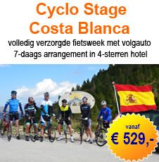 Cyclo Stage Costa Blanca